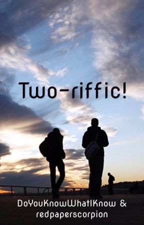 Two-riffic! by little_noise