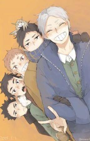 Okaasan! (Haikyuu! Adult!Team Mothers x Child!Reader!) by kkouchii_