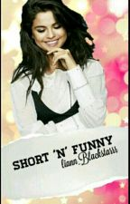 short 'n' funny by liann_blackstarrr