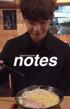 notes • m. y. [EDITING] by heads-and-taels