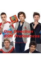 One Direction BSM Preferences by iwillmarry1doneday