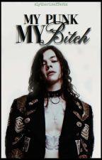 My Punk, My Bitch {L.S} by slytherineffectx