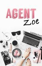 Agent Zoe by NatkaSsq