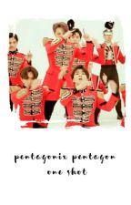 Pentagonix Pentagon One Shot by yunyxc