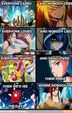 Fairy tail short stories by fandomgirl723