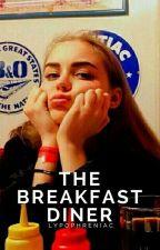 The Breakfast Diner. by lypophreniac