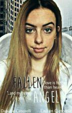 Fallen Angel >> dauren << by kathcimz