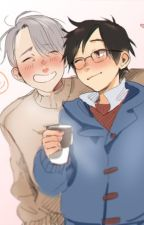 Iced Coffee - Victuri Fanfiction [Yaoi] by SisityOtaku