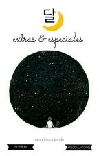 달(Moon) Extras | Especiales ☾ EXO | OT12 by whatxiuwants