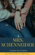 Mrs. Schenneider  by laurabuitrago58
