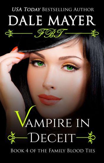 Vampire in Deceit - book 4