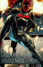 Jason Todd Imagines by blueasthemoon