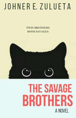 The SAVAGE Brothers (sample) by JohnerZulueta