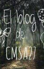 El blog de CMSA27 by CMSA27