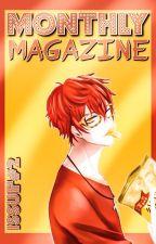 Monthly Magazine #2 by Otaku_Dimension