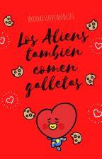 Los Aliens Tambien Comen Galletas ✨Vkook by vkookisloveandlife