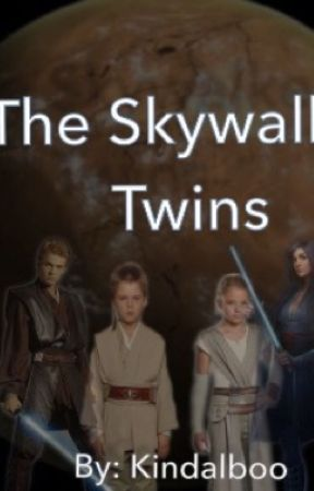 The Skywalker Twins by kindalboo