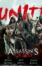 Assassin's Creed: Future's Past (Various!Assassin's Creed x reader) by UltraAloha