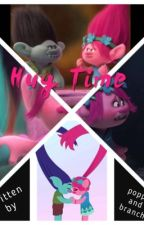 Hug Time by poppyandbranch