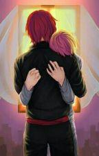 Castiel x Nathaniel  (Sweet Amoris Yaoi) by xXBubblegumbitchXx
