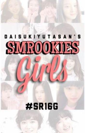 SMROOKIES GIRLS   SR17G - Diary