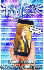 Fanboy ✧ Golddy (FB#1) by Kyoteru