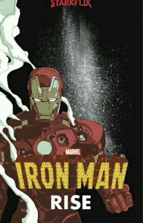 Rise || Tony Stark by msmarvelreads