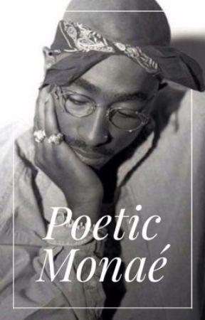 Poetic Monaé • Tupac Shakur by EazyDoezIt