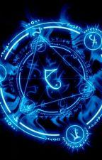 The Spiritual Guardian (Doutor Estranho x OC) by LunaSparda