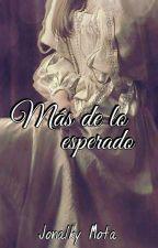 Más de lo esperado (Saga Mc'Salan #3) by Jonamota