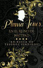pluma jones by PremiosPluma
