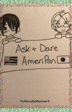 Ask & Dare AmeriPan by Ms_Marzella