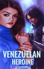 Venezuelan heroine >> Bucky Barnes by DanielaRodriguez001