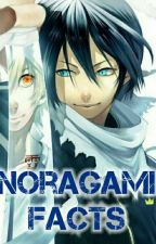 Noragami Facts by Kiki-Chan-