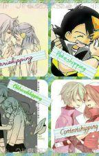 Pokèmon High School by manga4evah