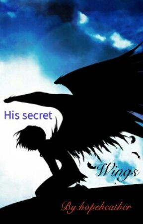 His Secret Wings by hopeheather
