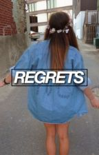 REGRETS // Kiingtong book one by cubetrashxx
