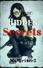 Survivor: Hidden Secrets by MsWriter2