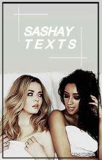 Sashay Texts by shaymftemison