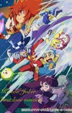 Kaitou Joker: First love mission by Pinko_chan