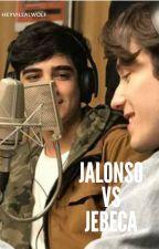 JEBECA VS JALONSO by HeyVillalwolf