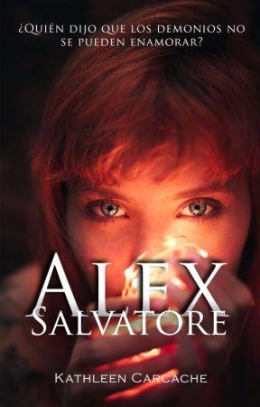 Alex Salvatore by La_Carcache