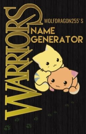 warrior cats name generator - Favourite firestar related