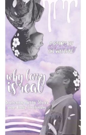 Why Larry Is Real by elatedhaz