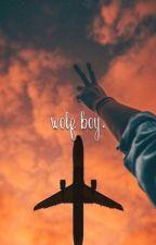 Wolf Boy / pjm x you by xXDazzyXx