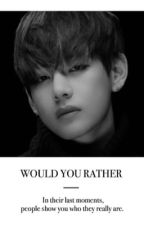 Would You Rather? || BTS Edition by AtLeastIHaveJams