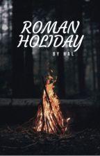 Roman Holiday ↠Kara Danvers by dacremontgomery
