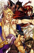Kamigami no Asobi Male Characters X Reader (Fluff & Lemon) by Toshirolover
