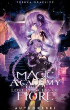 Magic Academy:The Lost Princess Of Fiore by authoreski