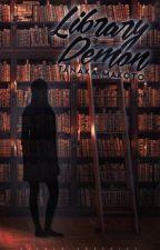 Library Demon by tanaka_makoto